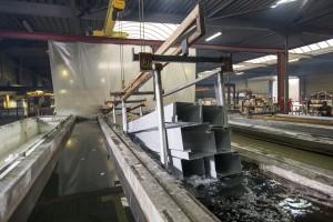 Bedrijfsreportage Van Gils Coating-vestiging Turnhout-foto joren de weerdt