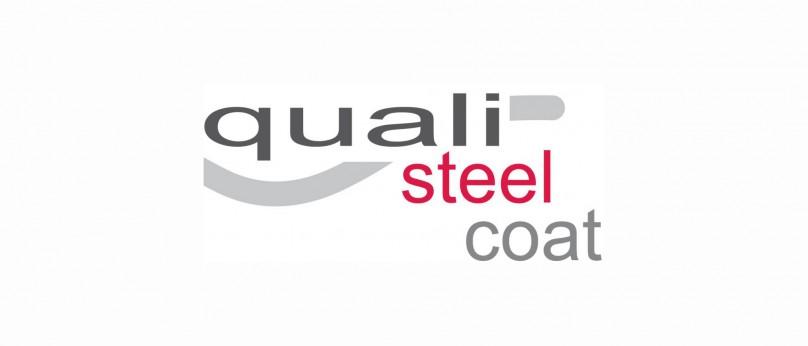 Van Gils Coating Group heeft het Qualisteelcoat label beet!
